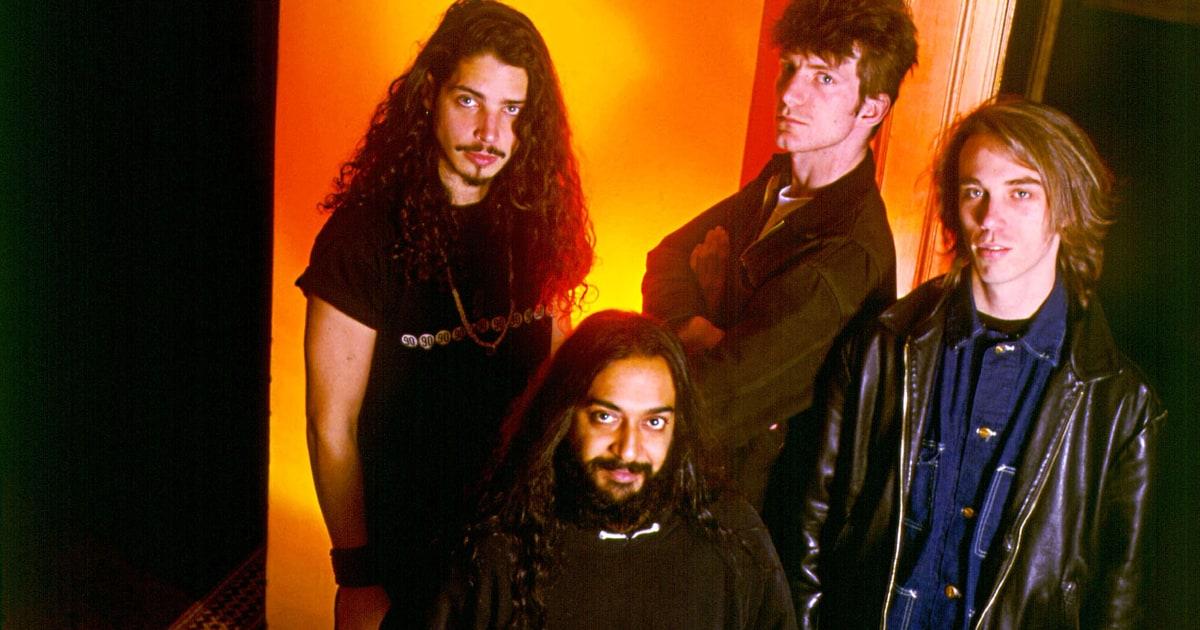 Soundgarden Tease 'Badmotorfinger,' 'Ultramega OK ...