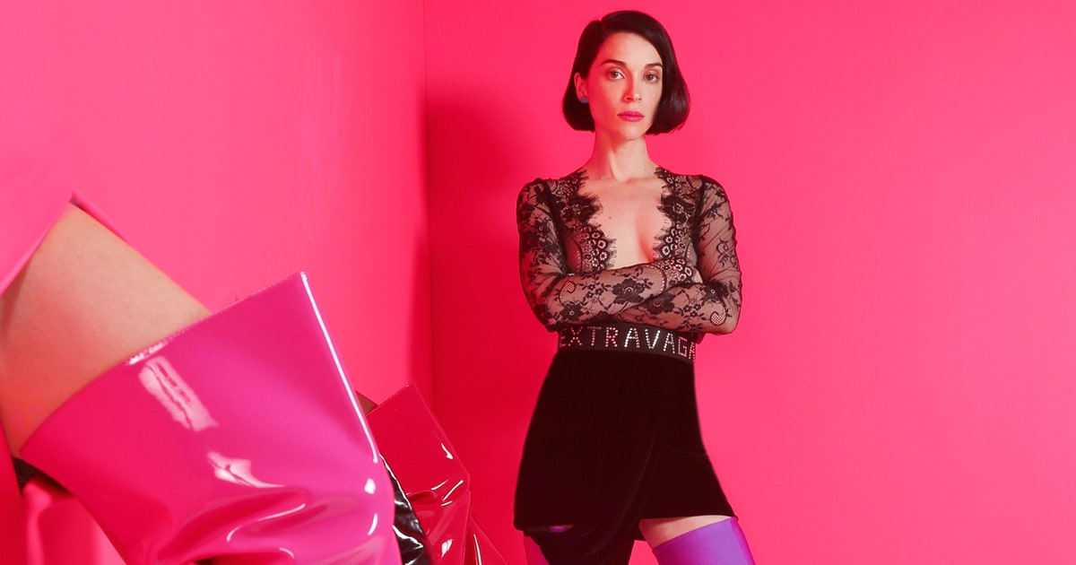 Hear St Vincent S Melancholy New Song New York