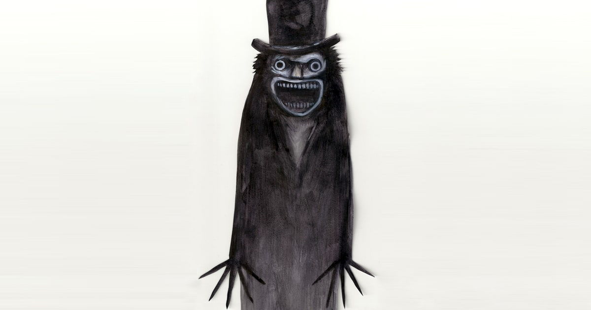 Why Babadook Is The Perfect Symbol For Gay Pride Rolling