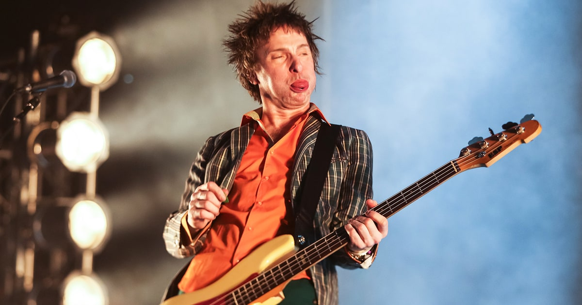 Tommy Stinson Reunites Post Replacements Band Bash and Pop news