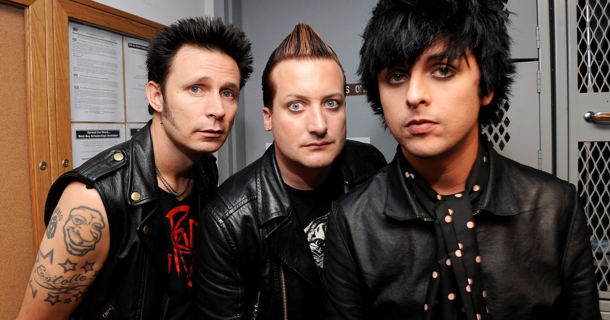 Tre Cool On Growing Up Punk And Finding Green Day's Groove