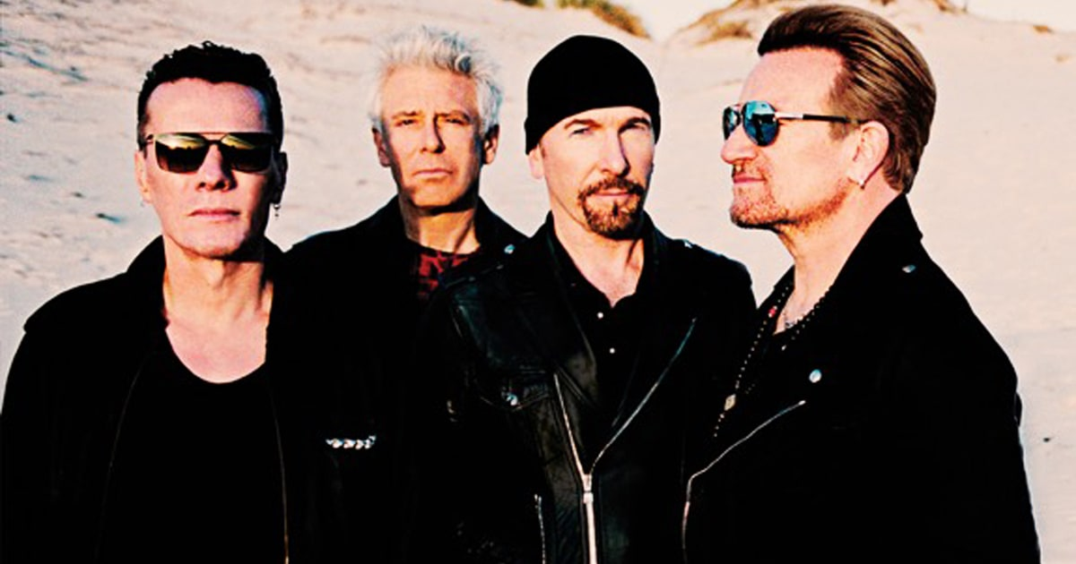 U2 Detail 'The Joshua Tree' Summer Tour - Rolling Stone