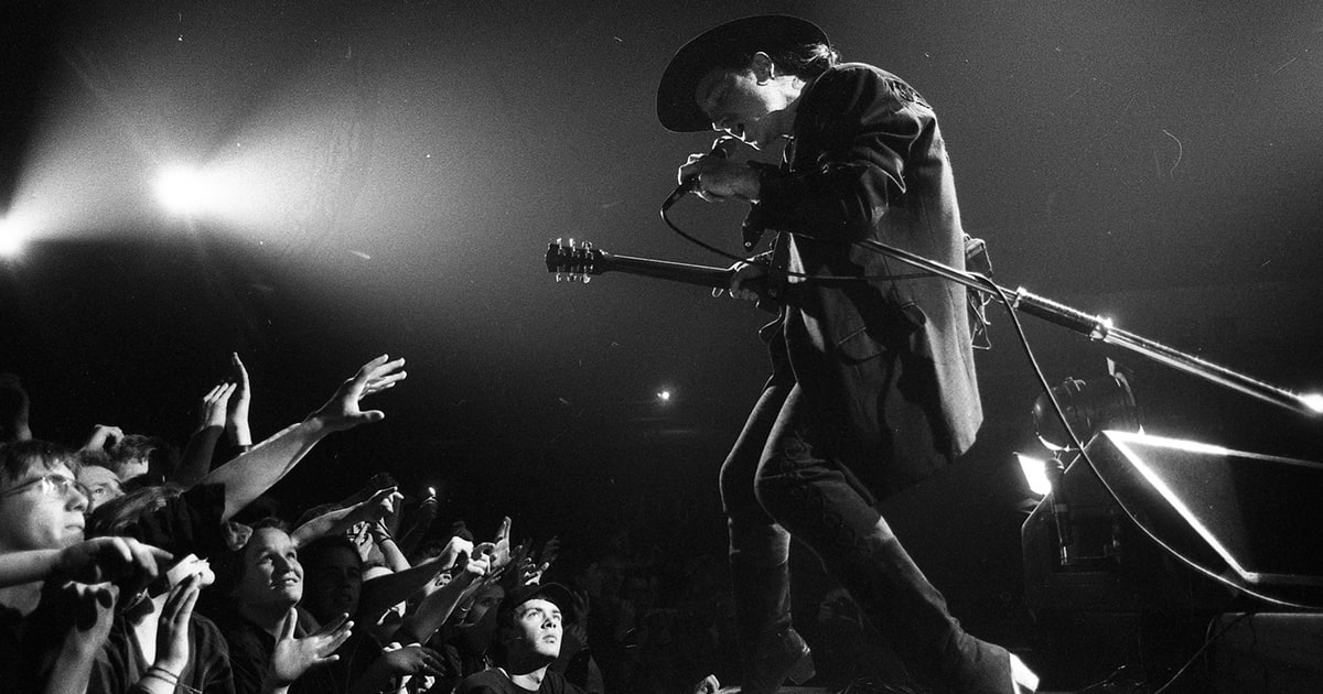 Hear U2 Play 'Exit' on 1989 Lovetown Tour - Rolling Stone