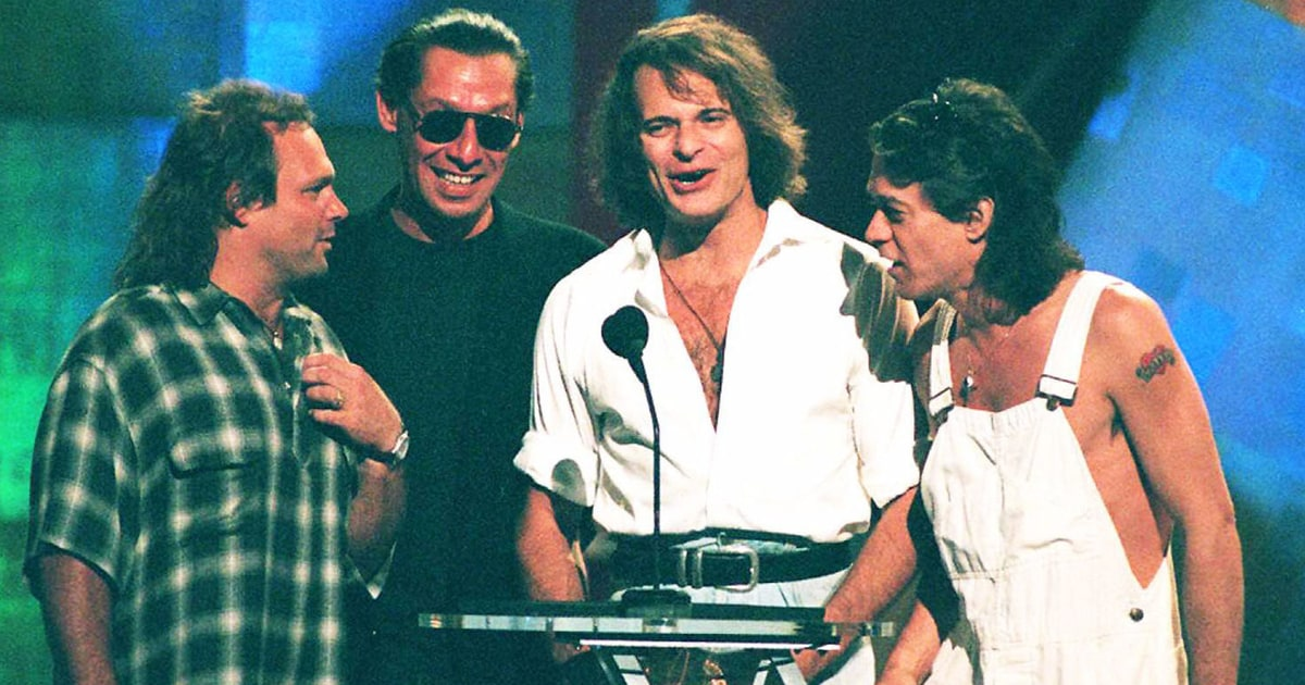 Van Halen's '5150': Sammy Hagar Looks Back news
