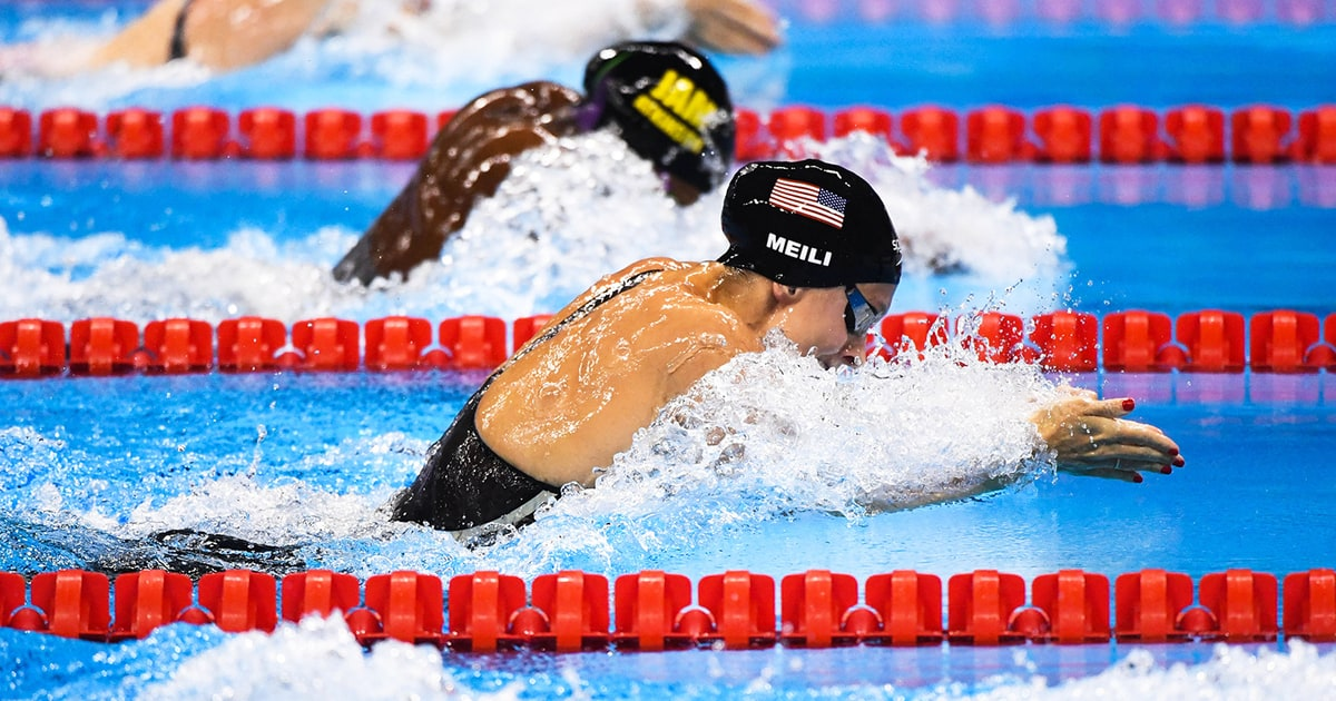 Rio Olympics: Womenu0027s 100 Meter Breaststroke Final Is Must Watch   Rolling  Stone