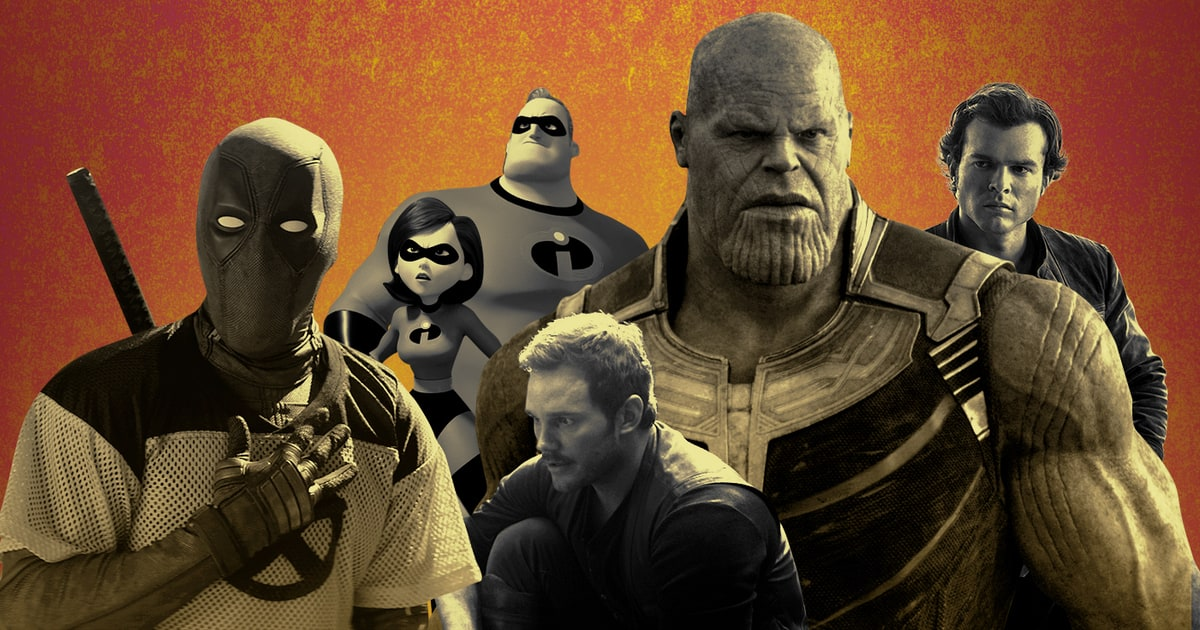 Summer Movies 2018 Posters: Summer Movie Preview 2018: From 'Infinity War' To