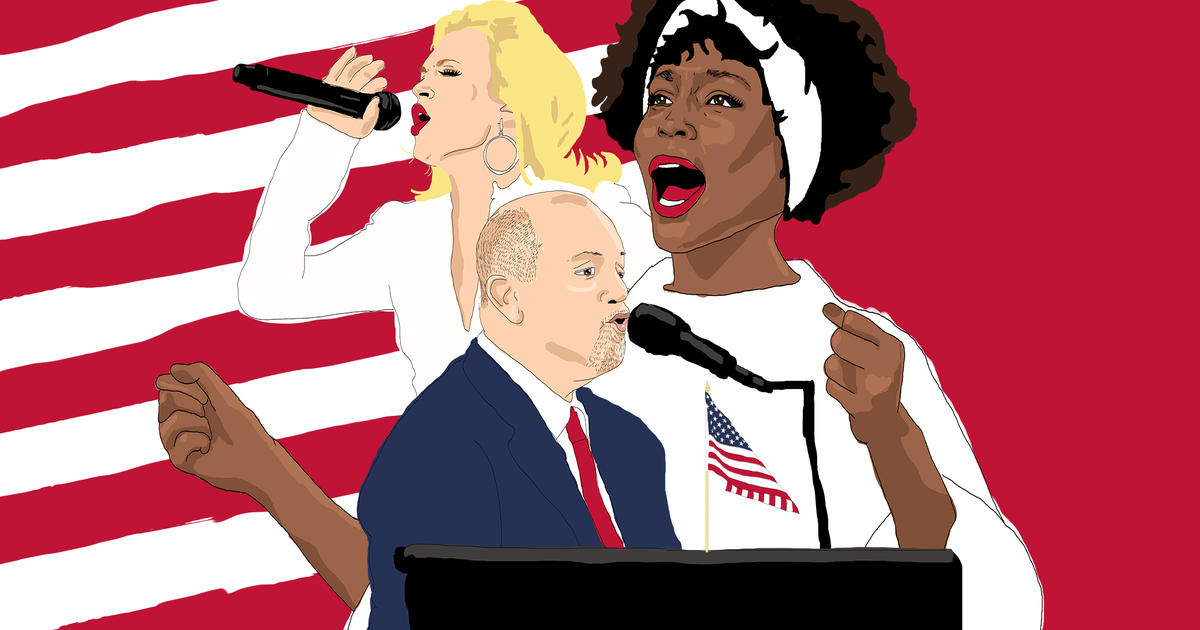 10 Best Super Bowl National Anthem Performances