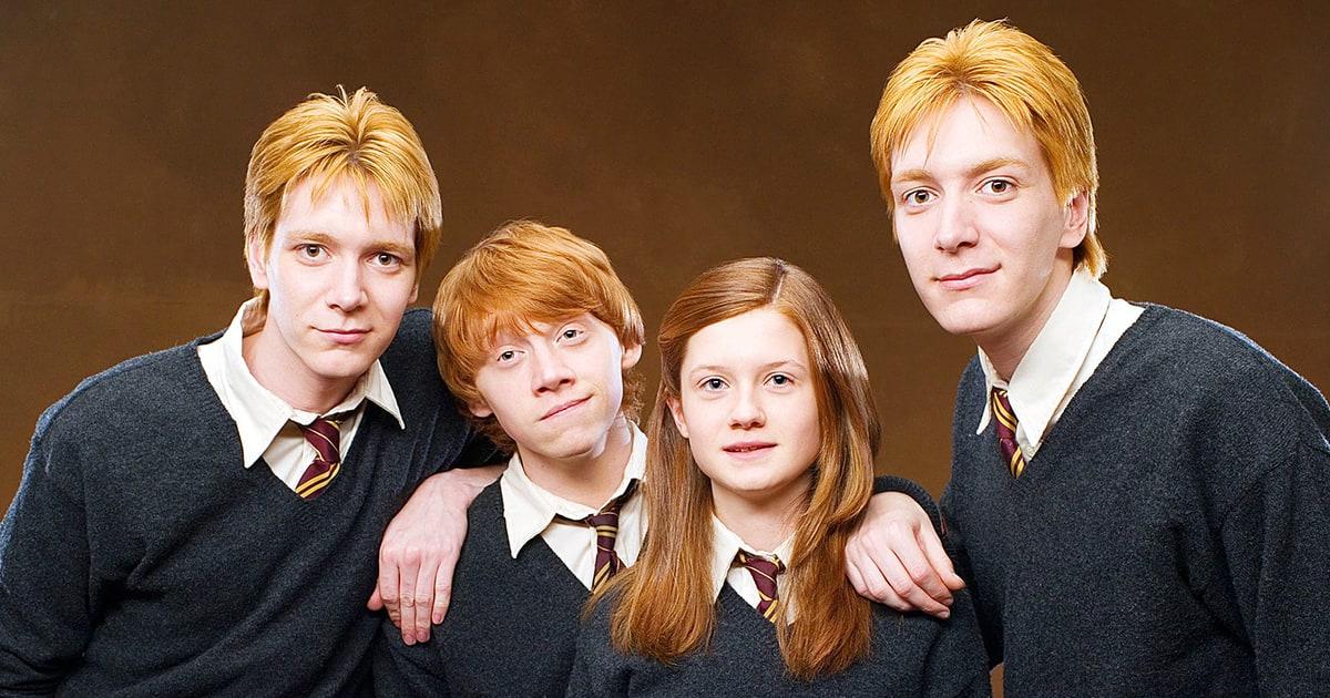 'Harry Potter' Sib...