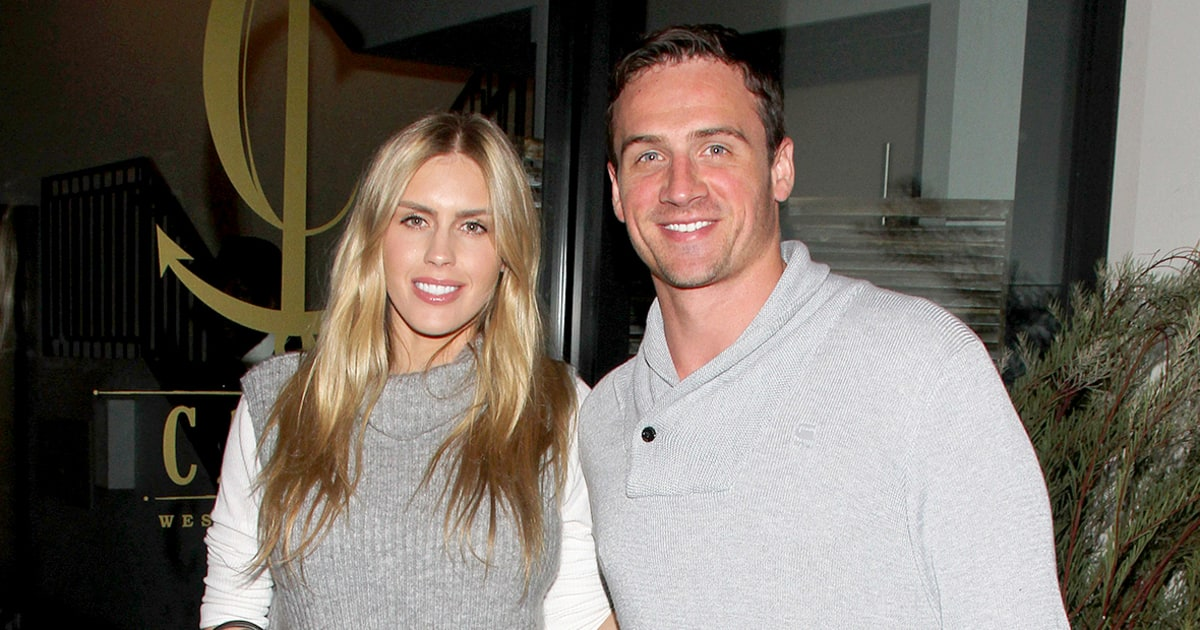 Ryan Lochte Expecting Baby With Pregnant Fiancee Kayla Rae Reid: 'My Christmas Gift Came Early'