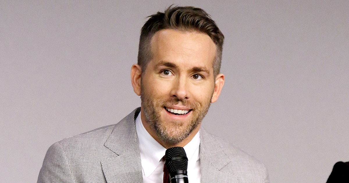 Ryan Reynolds Hilariou... Ryan Reynolds