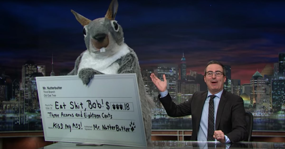 Judge Dismisses Coal Magnate's Lawsuit Against John Oliver - Rolling Stone