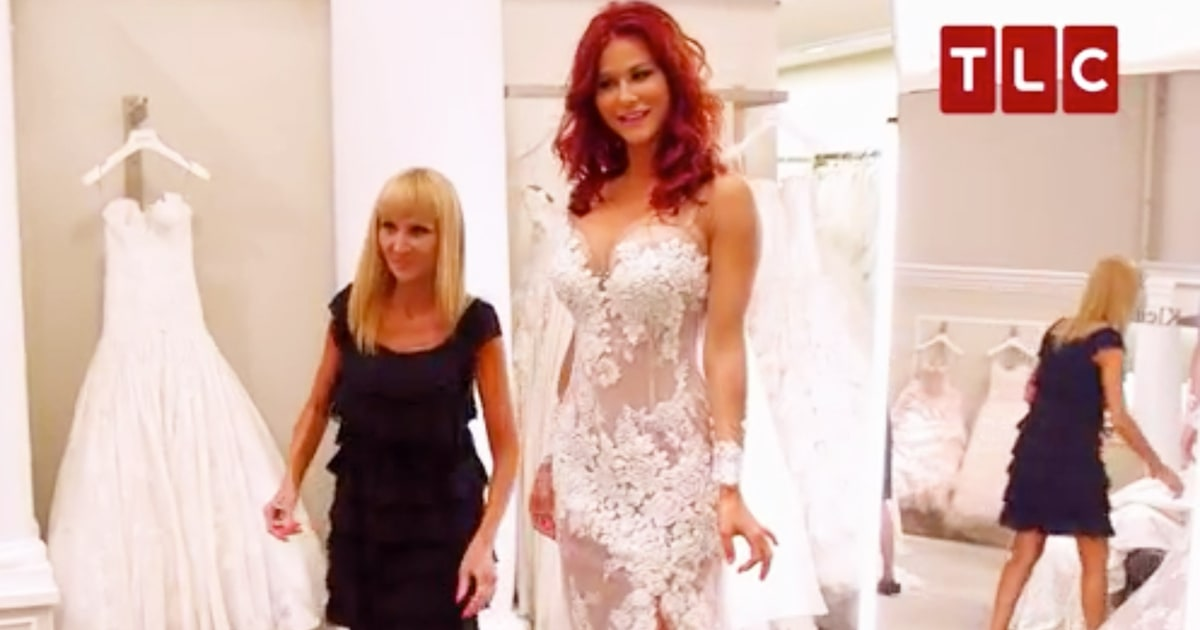 'Say Yes' Bride's Friend Criticizes Gown as 'Too Revealing ...