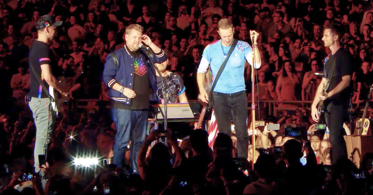 See Coldplay Bike Around Mexico City in 'A Head Full of Dreams' Video news