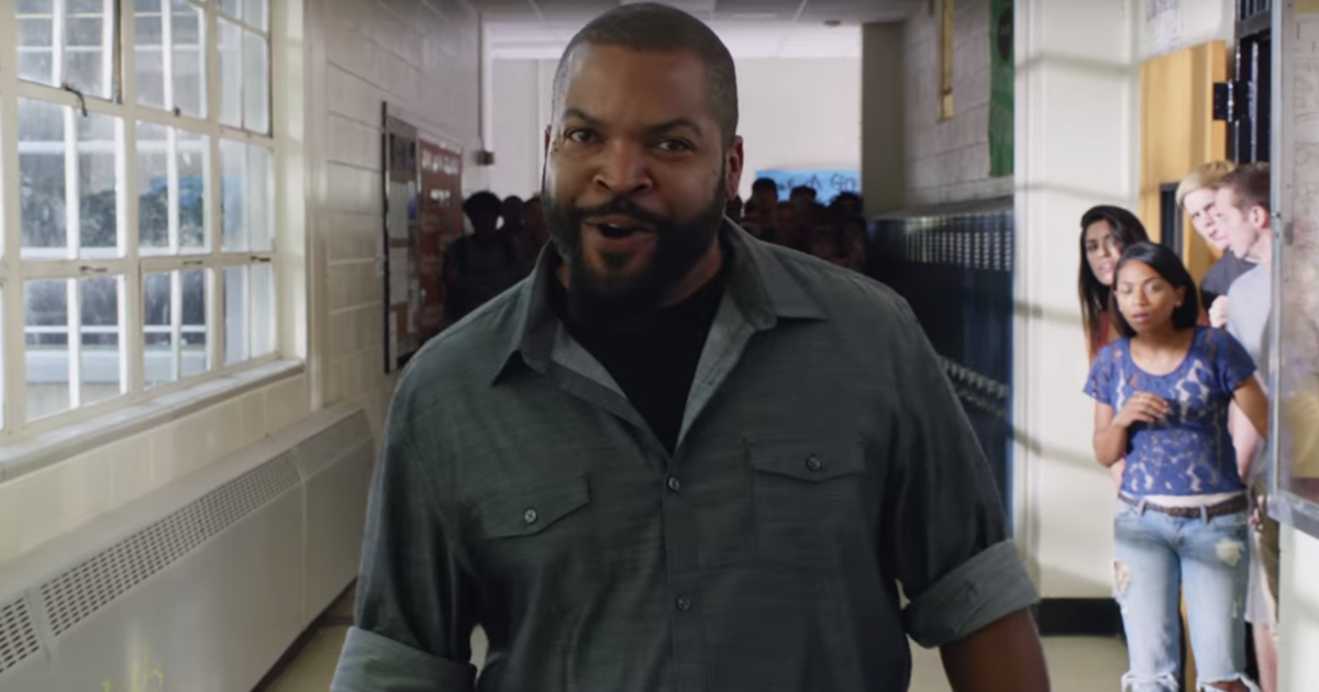 Watch Ice Cube, Charlie Day Spar in 'Fist Fight' Trailer ...  Watch Ice Cube,...