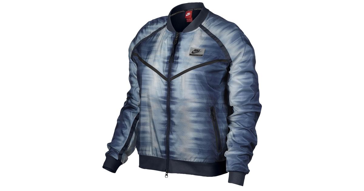 Nike International Jacket | Six:02's Winter Sale: Editors