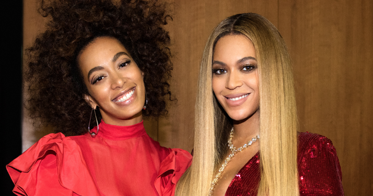 Sister Sister Pregnant Beyonce And Solange Post Grammys
