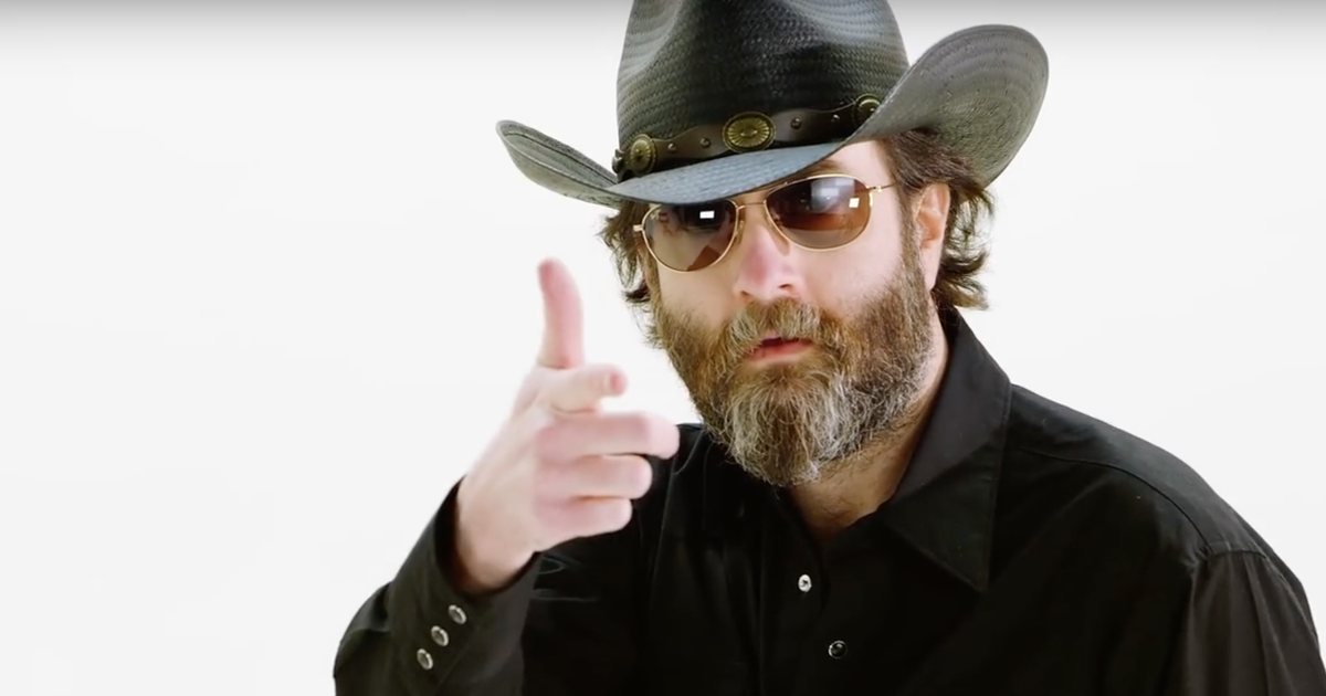 Hear Wheeler Walker Jr Call Out Blake Shelton In New