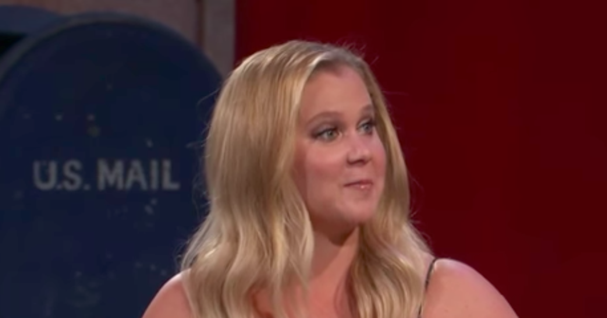 Watch Amy Schumer Talk Meeting Comedy Idol Steve Martin on 'Kimmel'