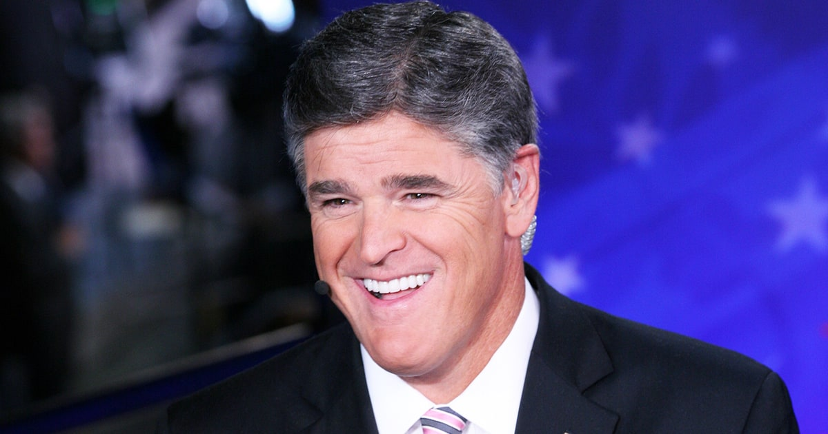 Sean Hannity: 25 Thing...
