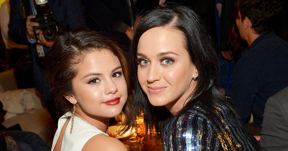 Selena Gomez Supports Katy Perry After Orlando Bloom Drama