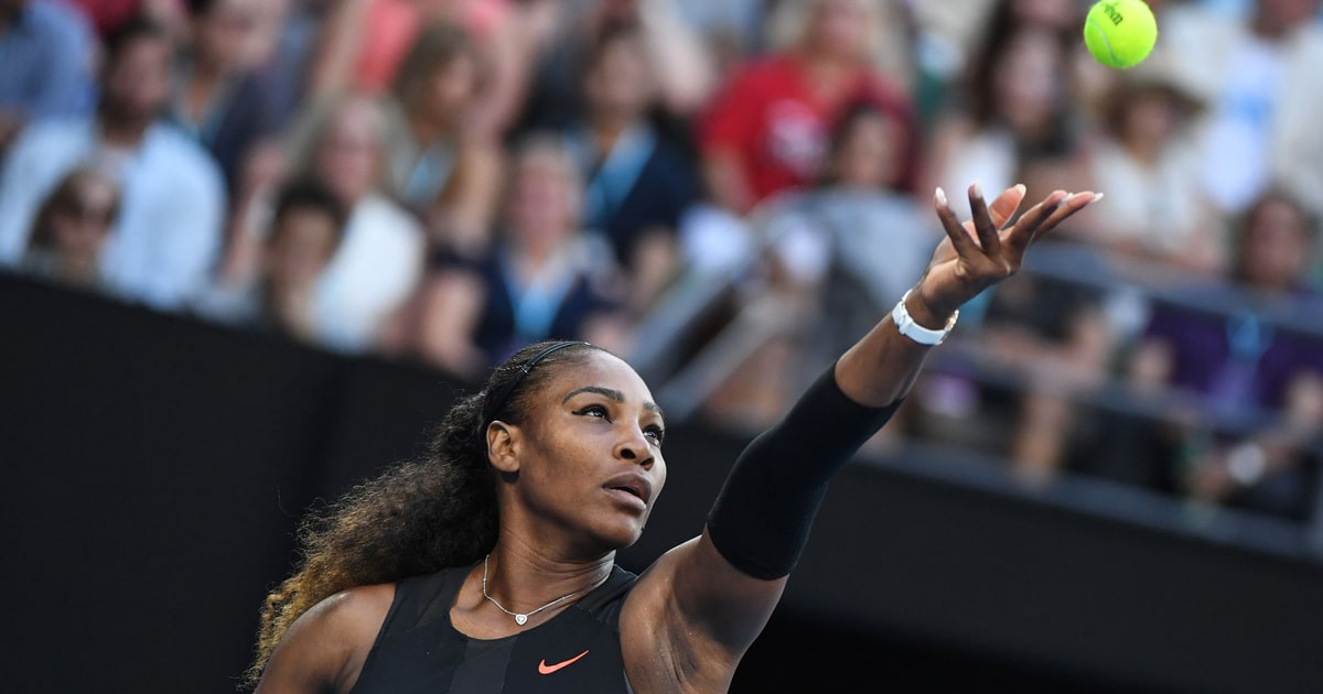 Read Serena Williams Moving Message To Unborn Baby