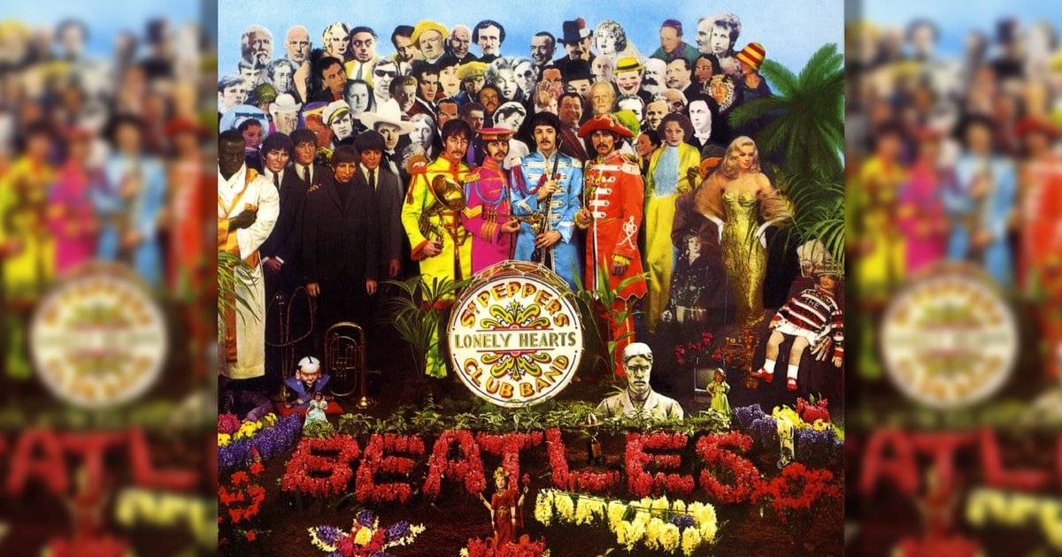 Beatles Iconic Sgt Pepper Art 10 Things You Didn T