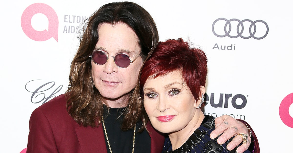 Sharon Osbourne: Ozzy Is a 'Dirty Dog' - Us Weekly