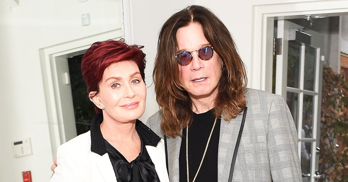 Sharon Osbourne Breaks Silence on Ozzy's Sex Addiction