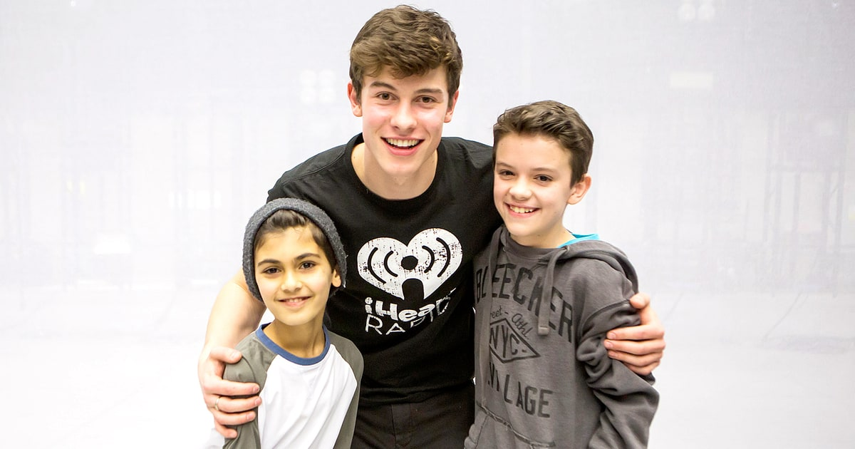 Shawn Mendes Mentors Young Musicians For Upcoming Talent Show Us Weekly