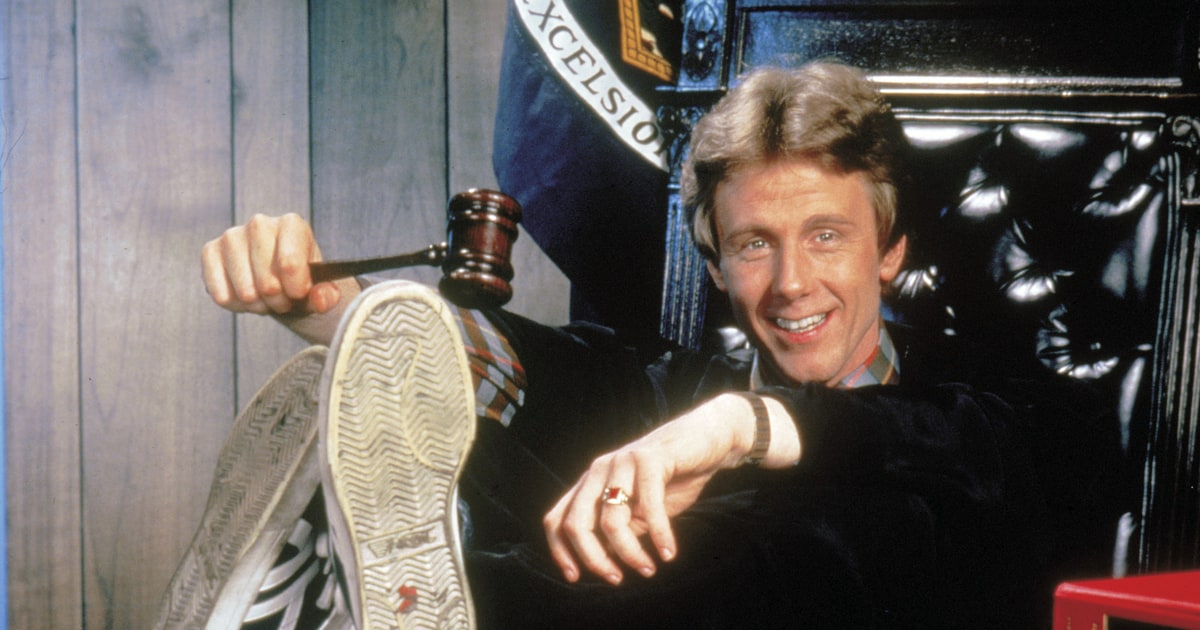 Harry Anderson, 'Night Court' Actor, Dead at 65