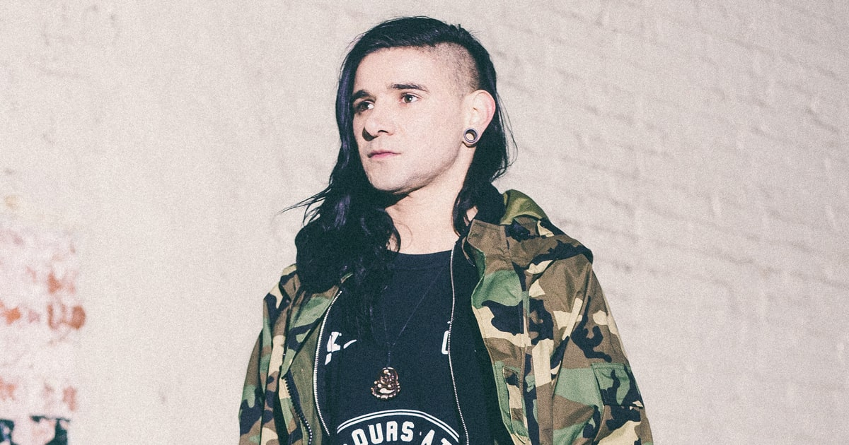 Skrillex Talks Polariz...