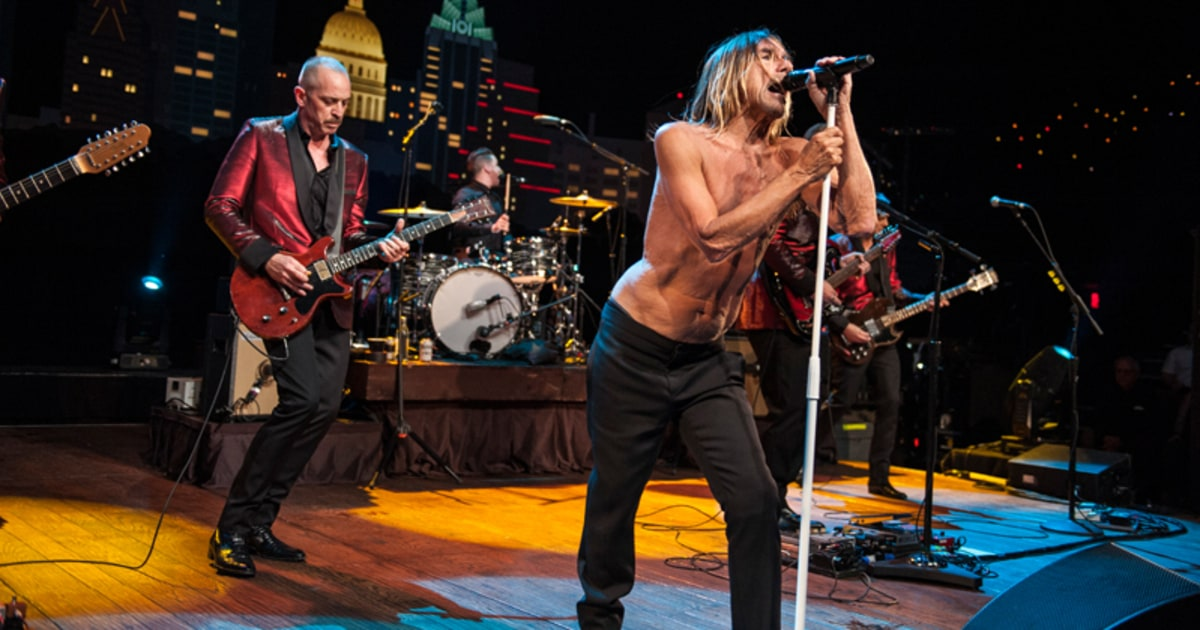 See Iggy Pop, Josh Homme Tear Through Lust for Life on Kimmel news