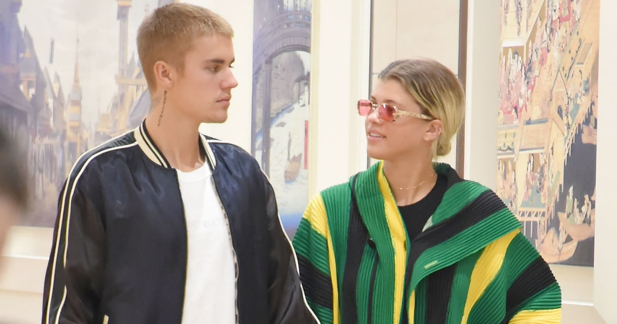 Justin bieber dating history in Perth
