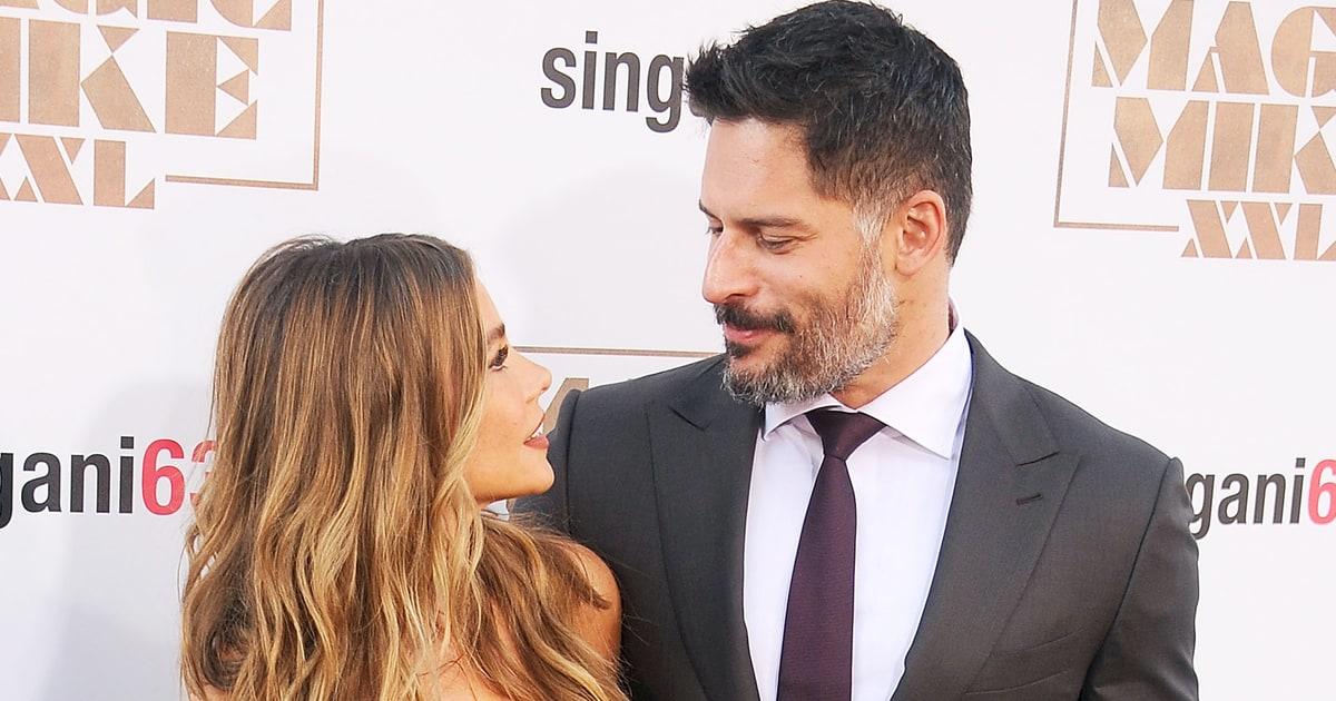Sofia Vergara Joe Manganiello Marry In Palm Beach Wedding