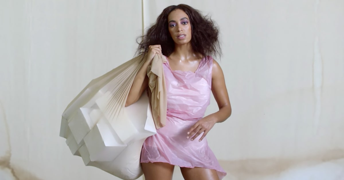 Solange Drops Gorgeous New Videos for 'Cranes In the Sky' and 'Don't Touch My Hair' [WATCH] news