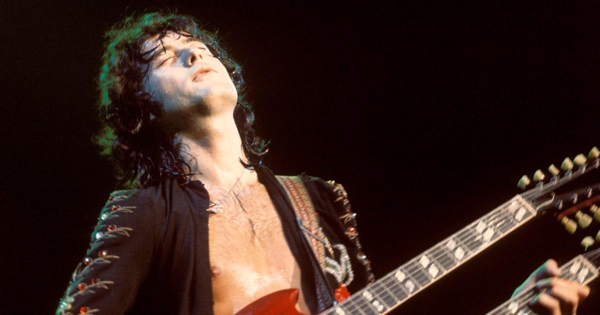 Led Zeppelin Plan Lavish, Remastered 'Song Remains the Same' Reissue
