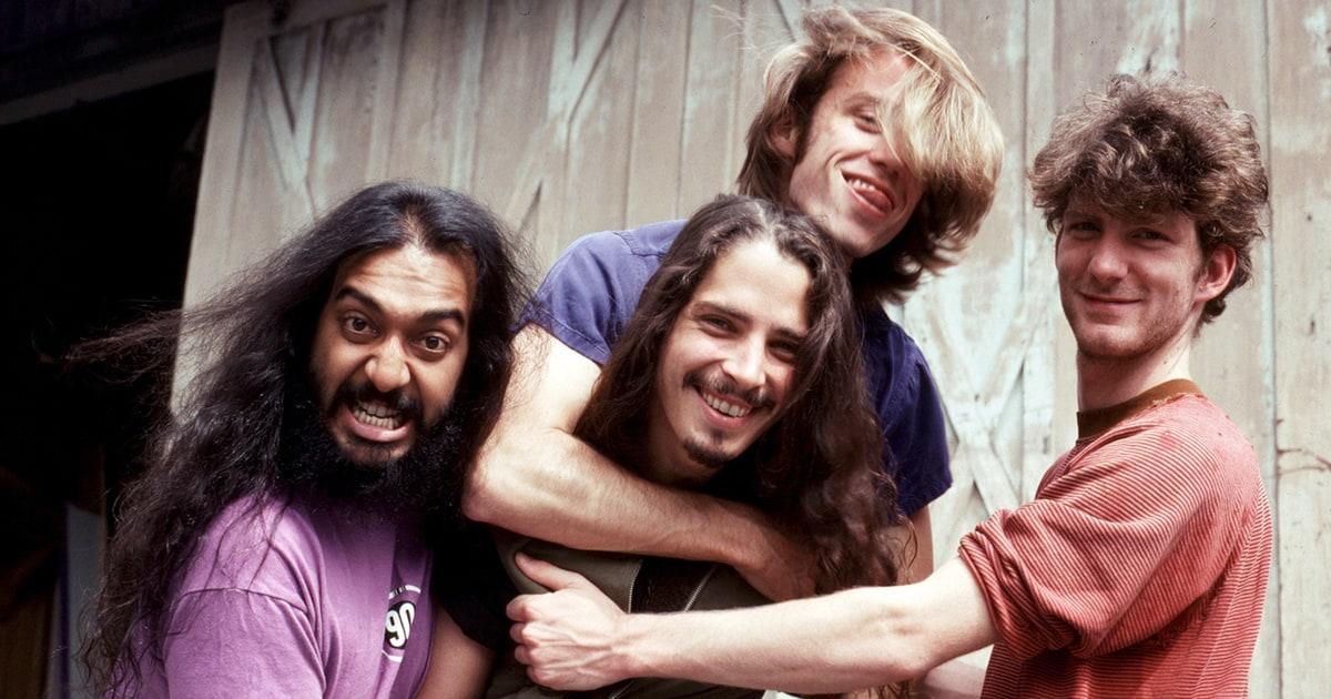 Soundgarden S Badmotorfinger At 25 Kim Thayil Looks