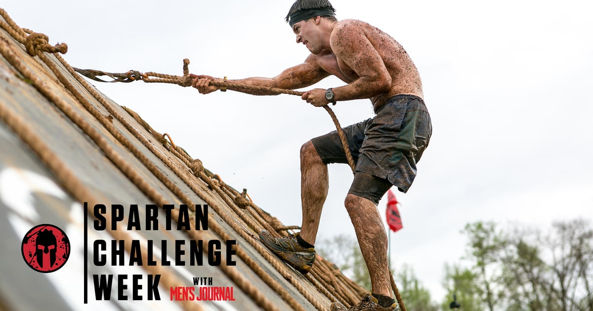 Today's Spartan Challenge: Work Out This Morning - Men's ...