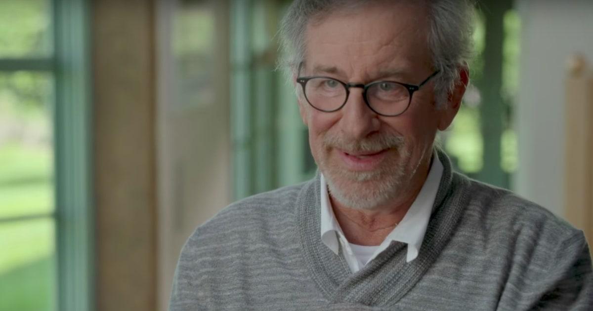 Leonardo DiCaprio, Martin Scorsese Praise Spielberg in First Doc Trailer