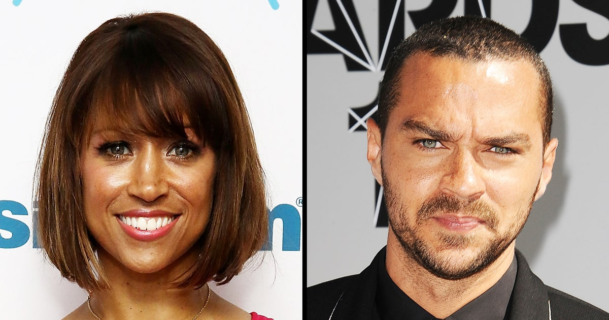 Stacey Dash Calls Jesse Williams a 'Plantation Slave'
