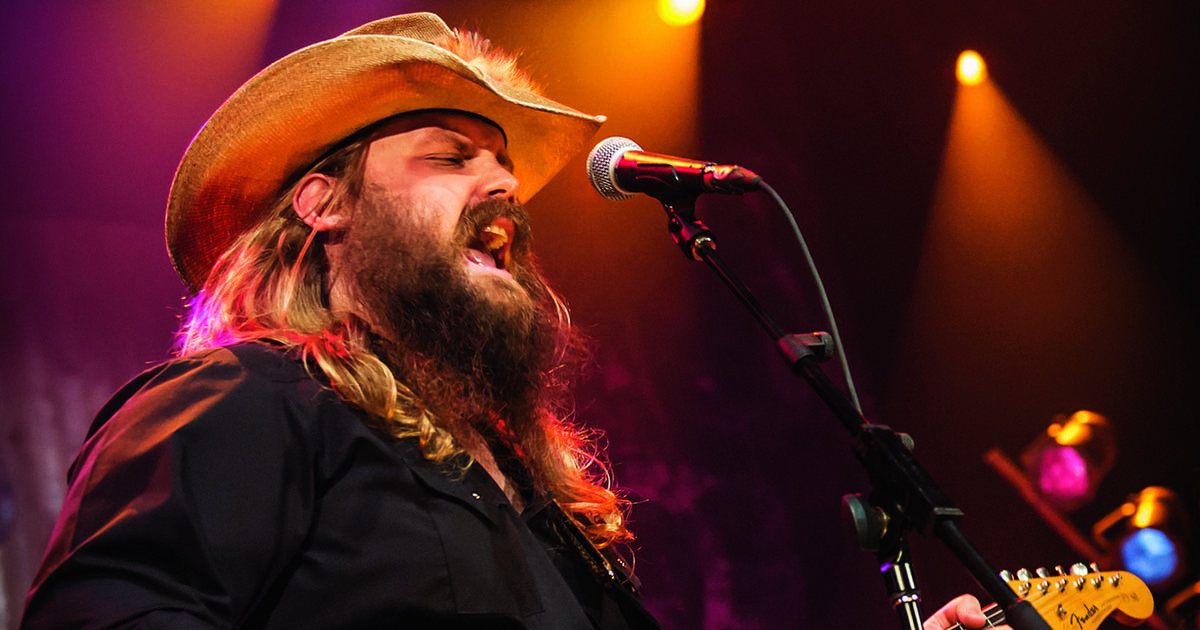 See chris stapleton 39 s fiery tribute to waylon jennings for What songs has chris stapleton written