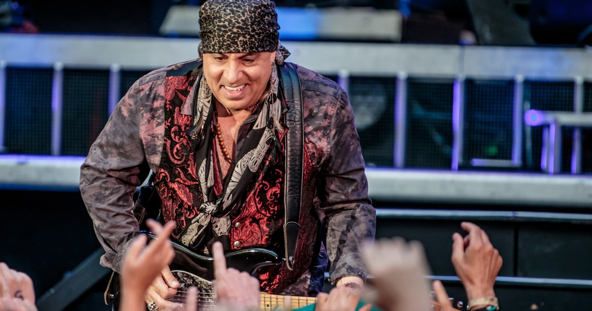 Rock And Roll Games >> Steven Van Zandt Announces First Solo LP in 18 Years - Rolling Stone