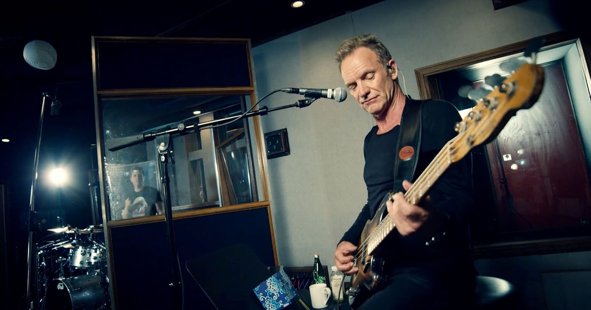 Hear R.E.M. Bassist Mike Mills' Dramatic New Rock Meets Classical Piece news