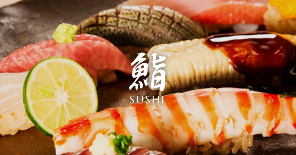 Authentic sushi part 4 4