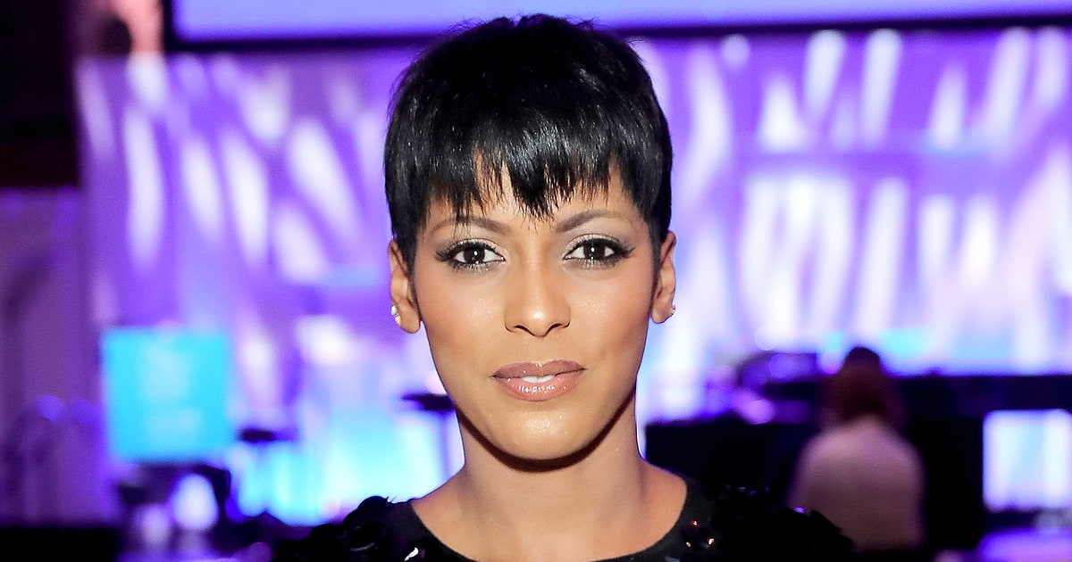 Who is tamron hall dating in chicago