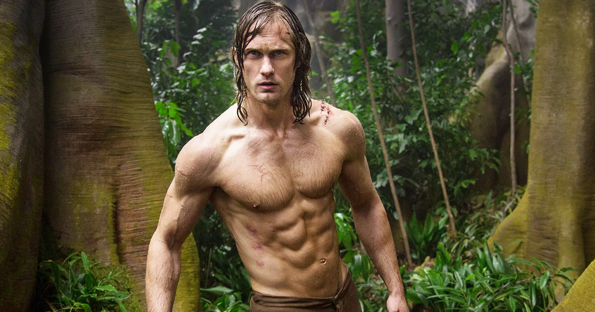 Alexander Skarsgard Explaining Jane In Tarzan Is The