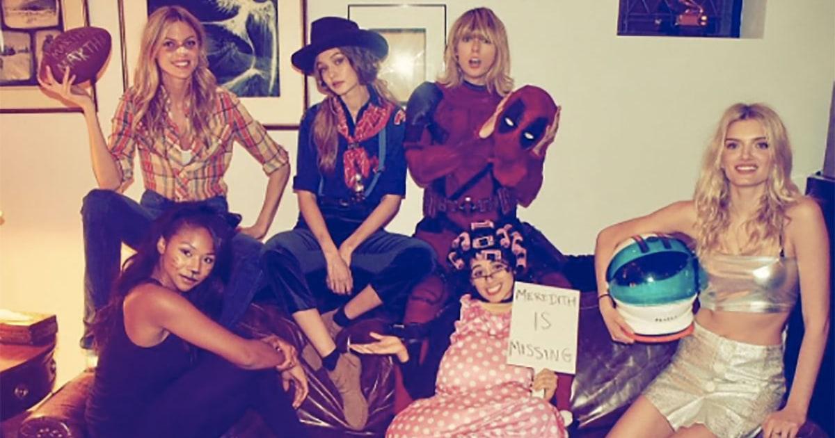 Halloween Taylor Swift Costume
