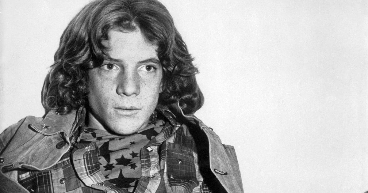 Exclusive 1974 Interview with J. Paul Getty III - Rolling Stone