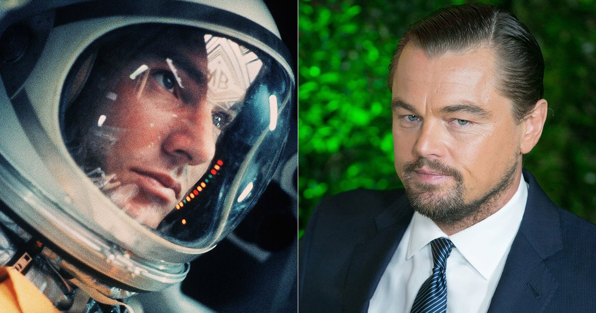 Leonardo DiCaprio, National Geographic Developing 'The Right Stuff'