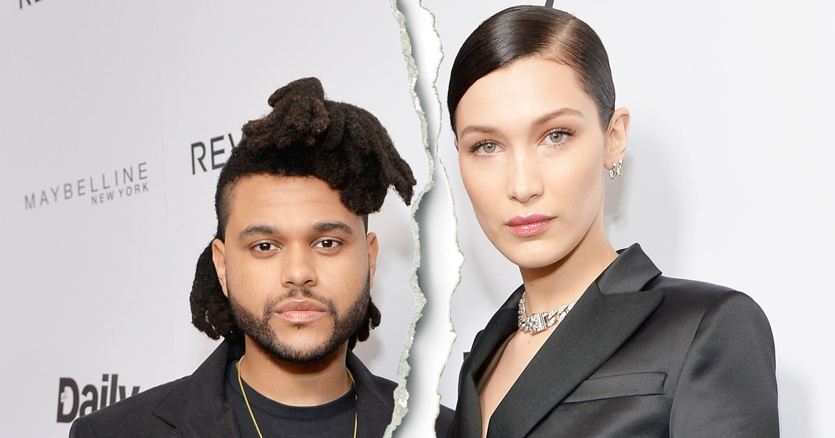 Bella Hadid The Weeknd Split After Almost Two Years